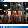 500L Hot sale Vodka still with reflux column, copper still, copper distiller with vodka column