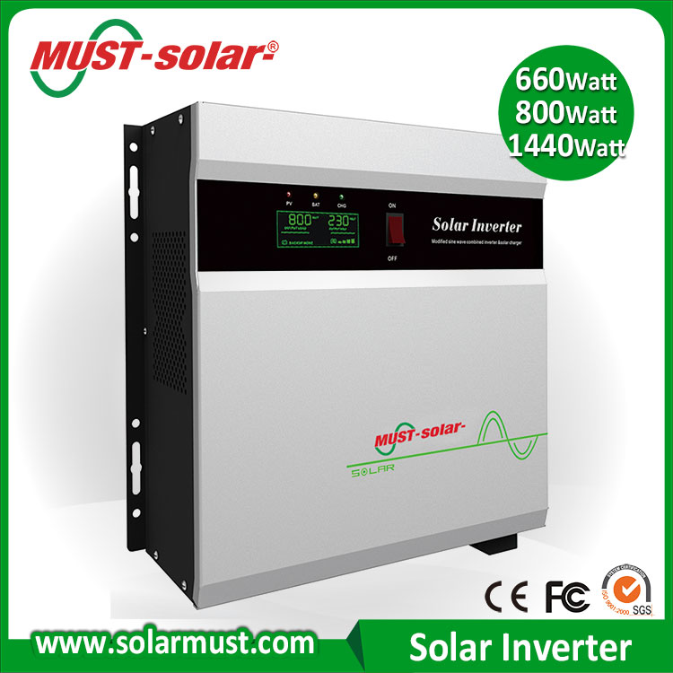Hot Sales Simple for Home Use Modified Sine Wave Solar Power Inverter