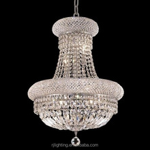 Zhongshan wholesale cheap small pendant hotel philippines chandelier crystal lighting