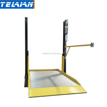 China inTwo Post Car Stacker Parkin Lift Garage Equipment/Two Post Simple Parking Lift/ 2 Post Easy Parking Lifts