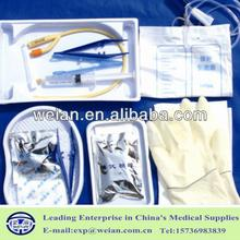 Good Quality Disposable Silicone Urethral Catheter Tray