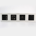 Hotel Smart Media of Media Hub HDMI VAG USB Light Switch Connected Socket