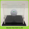 fashion new design crystal Acrylic Golf Ball Display Case