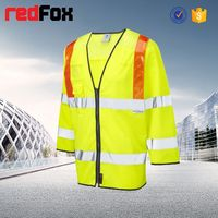 wholesale waterproof high visibility safety motocross jacket