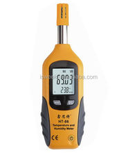 Handheld Portable Temperature And Humidity Meter With Max Min