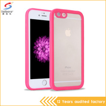 mobile phone accessory back cover case for iphone 6s, waterproof phone case for iphone 6s