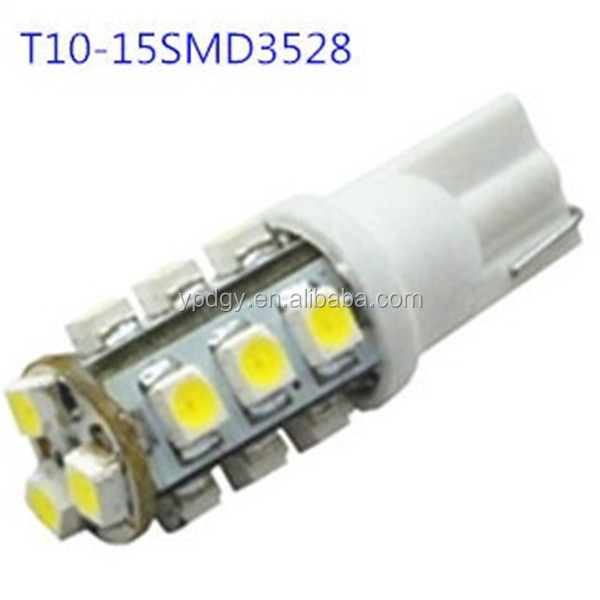 factory producing T10 LED Light 3528-15SMD LED