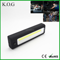 Rectangle Super Bright COB LED Work Light with Magnetic Base