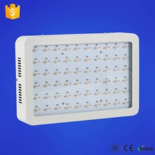 Top grated newest product uv ir full spectrum bridelux chip led light 5w chip 300w led grow light