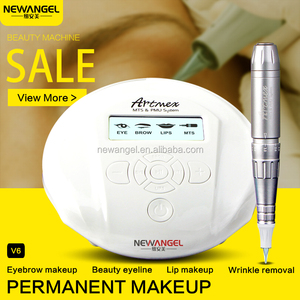 Hot sale tattoo device permanent make up pigment with CE