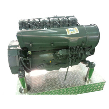 Air cooling 156HP Deutz BF6L914 engine use for generator set