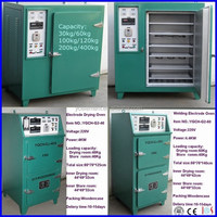 Automatic welding electrode oven rod dryer