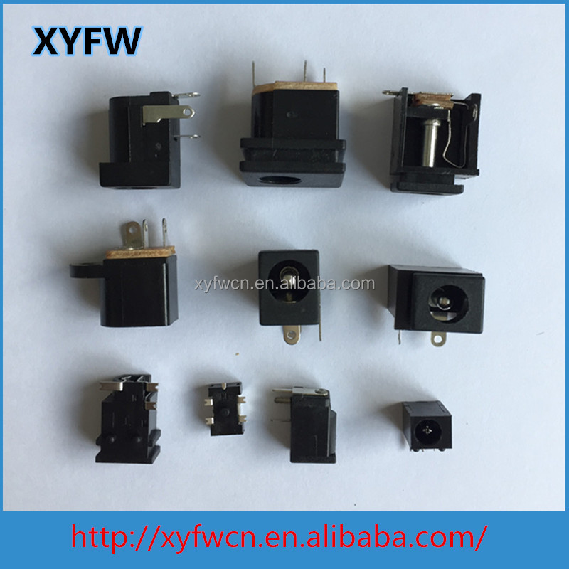 XYFW 12v laptop dc power jack 5.5mm 2.1mm connector