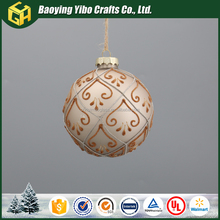 hot selling ceiling hanging christmas tree ball decorations