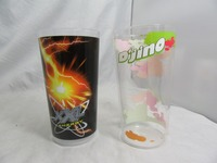 transparent beer juice plastic drinking wine ps cup
