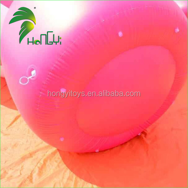 Advertising Inflatable Hot Air Balloon , Giant Inflatable Ground Balloon For Advertising