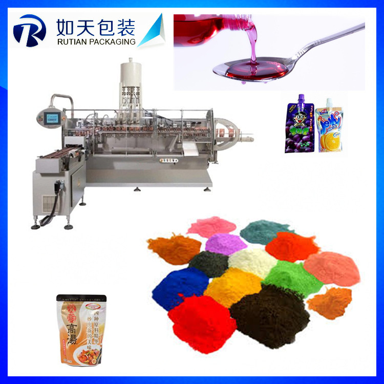 high accuracy Brand new Low Cost Price Pouch Small Chocolate Bar Candy Food Horizontal Flow Packing Machine