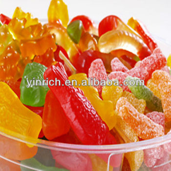 jelly candy depositing line