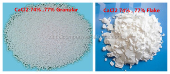Factory quality 74%min CaCl2 Flake 25KG/500KG/1000KGbags Calcium Choride