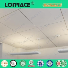 Hot sale acoustic fiberglass ceiling board soundproofing materials