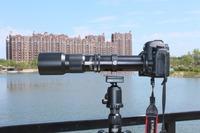 professional yongnuo 500mm camera lens f/8 medium telephoto prime lens for canon camera 5D KAPKUR