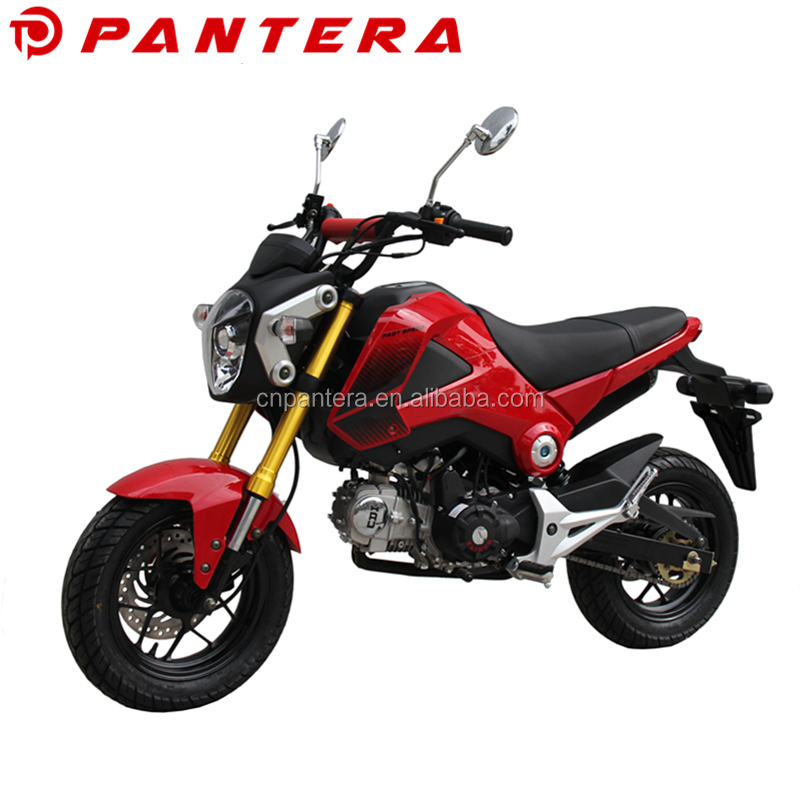 110cc Monkey Bike Racing Cool Motorcycle for Sale Pocket Bike Images