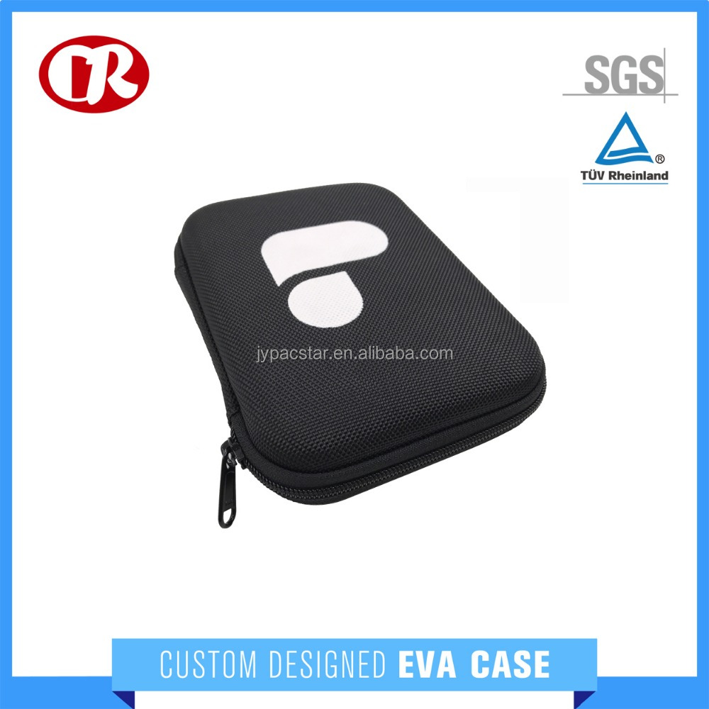 Professional custom zipper tool case for oem hard travel eva case