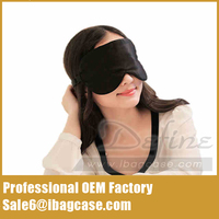 OEM Label 100% Mulberry Silk Eye Mask for Sleep Well