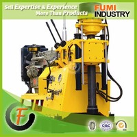High Quality Deep Bore Hole Water Well Drill Rigs Hydraulic Drilling Rig