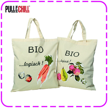 Promotional nature color Eco Friendly Standard size cotton bag with quickly deliver
