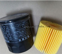 High Performence Car oil filter element engine oil filter For Automotive Spare Parts 15208-AD200