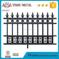 cheap fences for sale decorative aluminum fence gate for garden homes villa