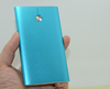 Slippy Custom Logo 4000mAh Power Bank for Smartphone