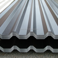 Raw Material ASTM 304 316L Stainless Steel Corrugated Sheet for Roofing