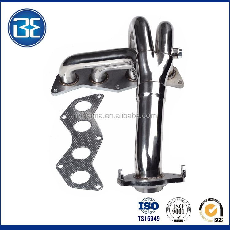 Exhaust Header Manifold Stainless Racing for 2005-2010 Scion tC 2.4L VVT-i 4CYL
