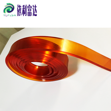 Good production line polyurethane squeegee PU silk screen printing squeegee
