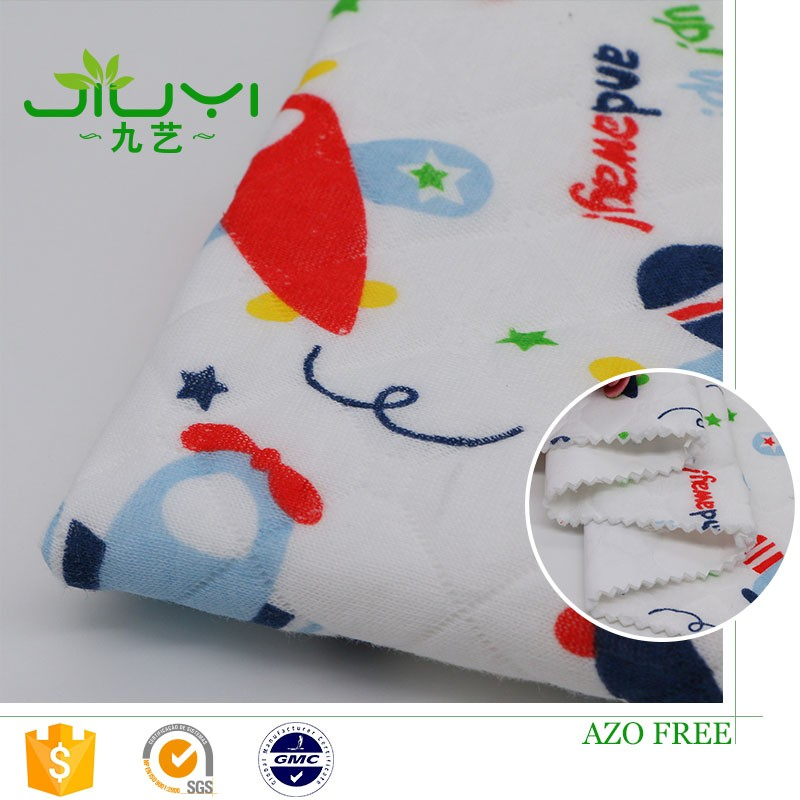 China supplier wholesale 60 cotton 40 polyester scuba fabric for pail pals,cotton knitted fabric for cloth