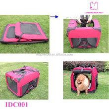 Travel Pet Home Indoor/Outdoor For Small dog Steel Frame Home,Collapsible Soft Dog