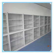 China factory supplier provides good quality and beautiful design pharmacy furniture