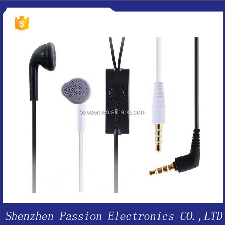 2017 Hot Sale Wired cheap price original quality 5830 earphones for mobile phones for Samsung headset microphone