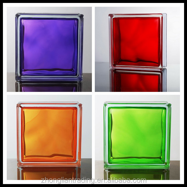 Transparent glass block buy decorative glass blocks for Hollow glass blocks for crafts