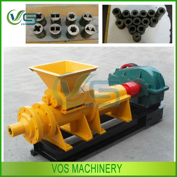 hot 2013 charcoal/coal rods maker machine/coal briquette making machine for sale