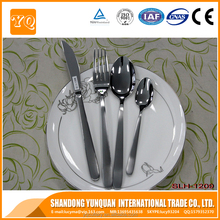 Hot selling classic chinese cutlery set 18/10 18/0 cutlery