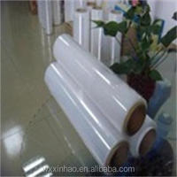 China supplier transparent pe film for surface protection