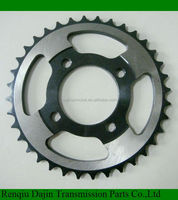 Dajin 1045shineray 500cc parts motorcycle chain and sprocket/shineray 500cc parts /motorcycle chain and sprocket
