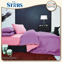 GS-FM-05 good tensity home bed cover bedding set with optional size