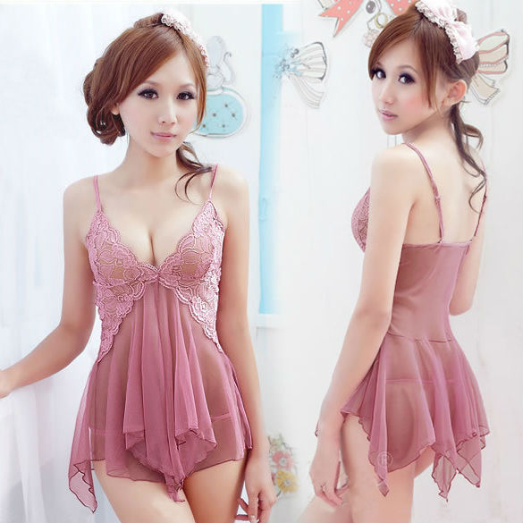 2014 OEM factory price sexy nighty dress picture 12405