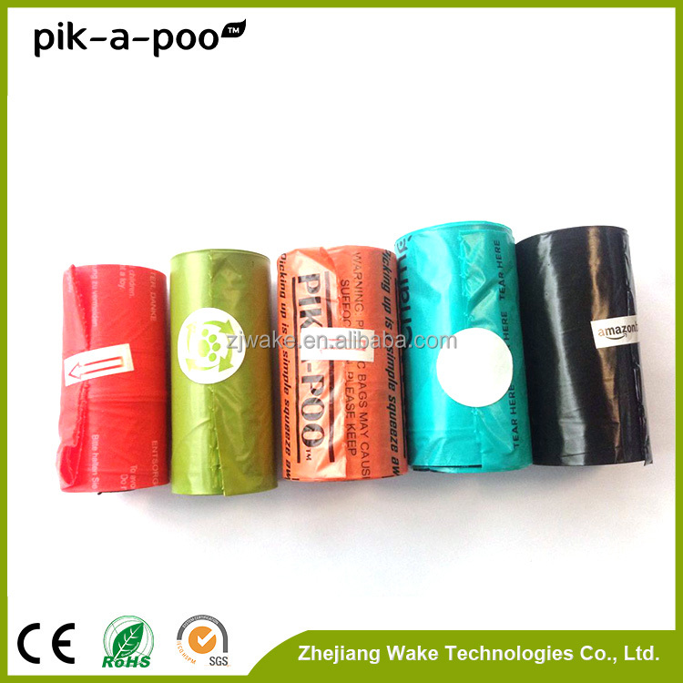 pik-a-poo Guaranteed quality proper price convenient pet dog pooper scoopers rubbish poop bag for outside