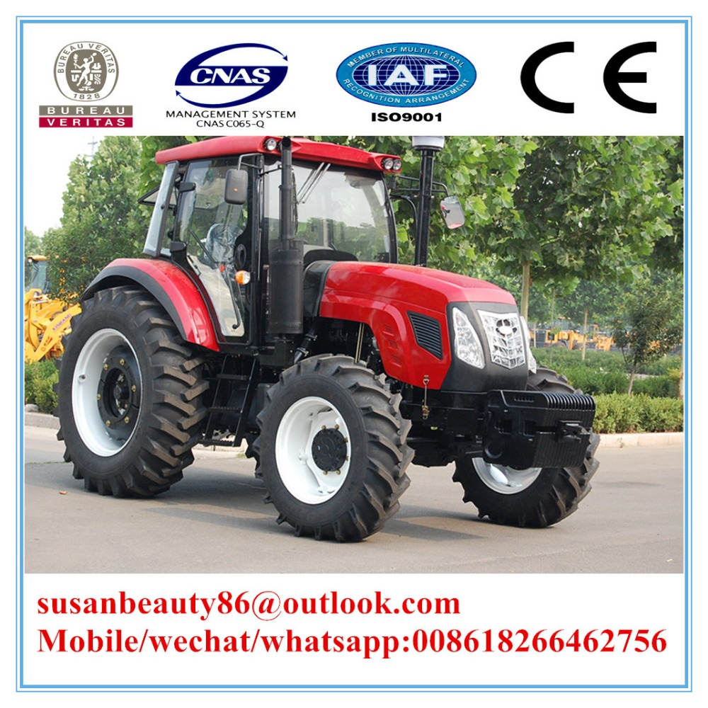 KH 1204 30HP High Quality Agricultural equipment Wheeled Tractor for farm