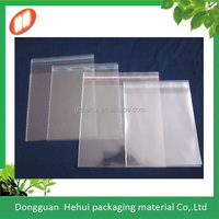 Wholesale high quality cheap custom plastic clear opp bag